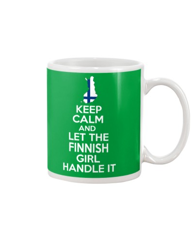 FINNISH GIRL HANDLE IT