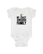 SWEDISH FAMILY Onesie tile