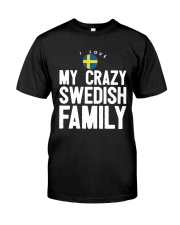 SWEDISH FAMILY Classic T-Shirt tile