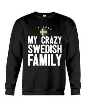 SWEDISH FAMILY Crewneck Sweatshirt thumbnail