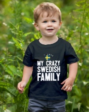 SWEDISH FAMILY Youth T-Shirt lifestyle-youth-tshirt-front-3