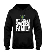SWEDISH FAMILY Hooded Sweatshirt thumbnail
