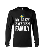 SWEDISH FAMILY Long Sleeve Tee thumbnail