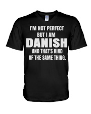 DANISH PERFECT V-Neck T-Shirt thumbnail