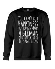GERMAN HAPPINESS Crewneck Sweatshirt thumbnail