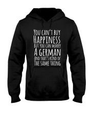 GERMAN HAPPINESS Hooded Sweatshirt thumbnail