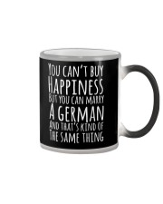 GERMAN HAPPINESS Color Changing Mug thumbnail