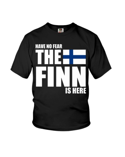 HAVE NO FEAR THE FINN IS HERE