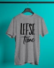 LEFSE TIME NORWEGIAN Classic T-Shirt lifestyle-mens-crewneck-front-3