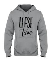 LEFSE TIME NORWEGIAN Hooded Sweatshirt thumbnail