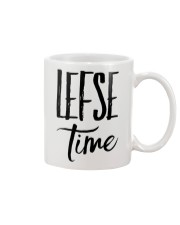 LEFSE TIME NORWEGIAN Mug thumbnail