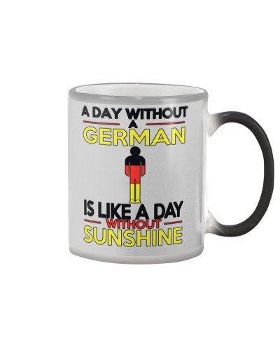 A DAY WITHOUT GERMAN