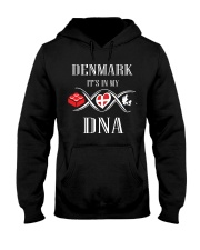 DENMARK IT'S IN MY DNA  Hooded Sweatshirt thumbnail