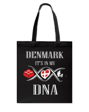 DENMARK IT'S IN MY DNA  Tote Bag thumbnail