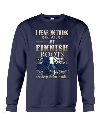 FINNISH ROOTS ARE DEEP DOWN INSIDE