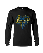 SWEDISH SYMBOL 2 Long Sleeve Tee thumbnail