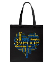 SWEDISH SYMBOL 2 Tote Bag thumbnail
