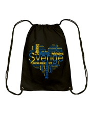SWEDISH SYMBOL 2 Drawstring Bag thumbnail