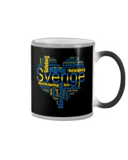 SWEDISH SYMBOL 2 Color Changing Mug thumbnail