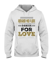 DANISH RODGROD MED FLODE Hooded Sweatshirt thumbnail