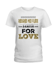DANISH RODGROD MED FLODE Ladies T-Shirt thumbnail