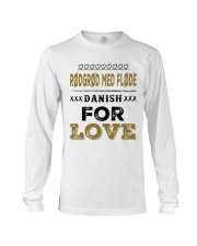 DANISH RODGROD MED FLODE Long Sleeve Tee thumbnail