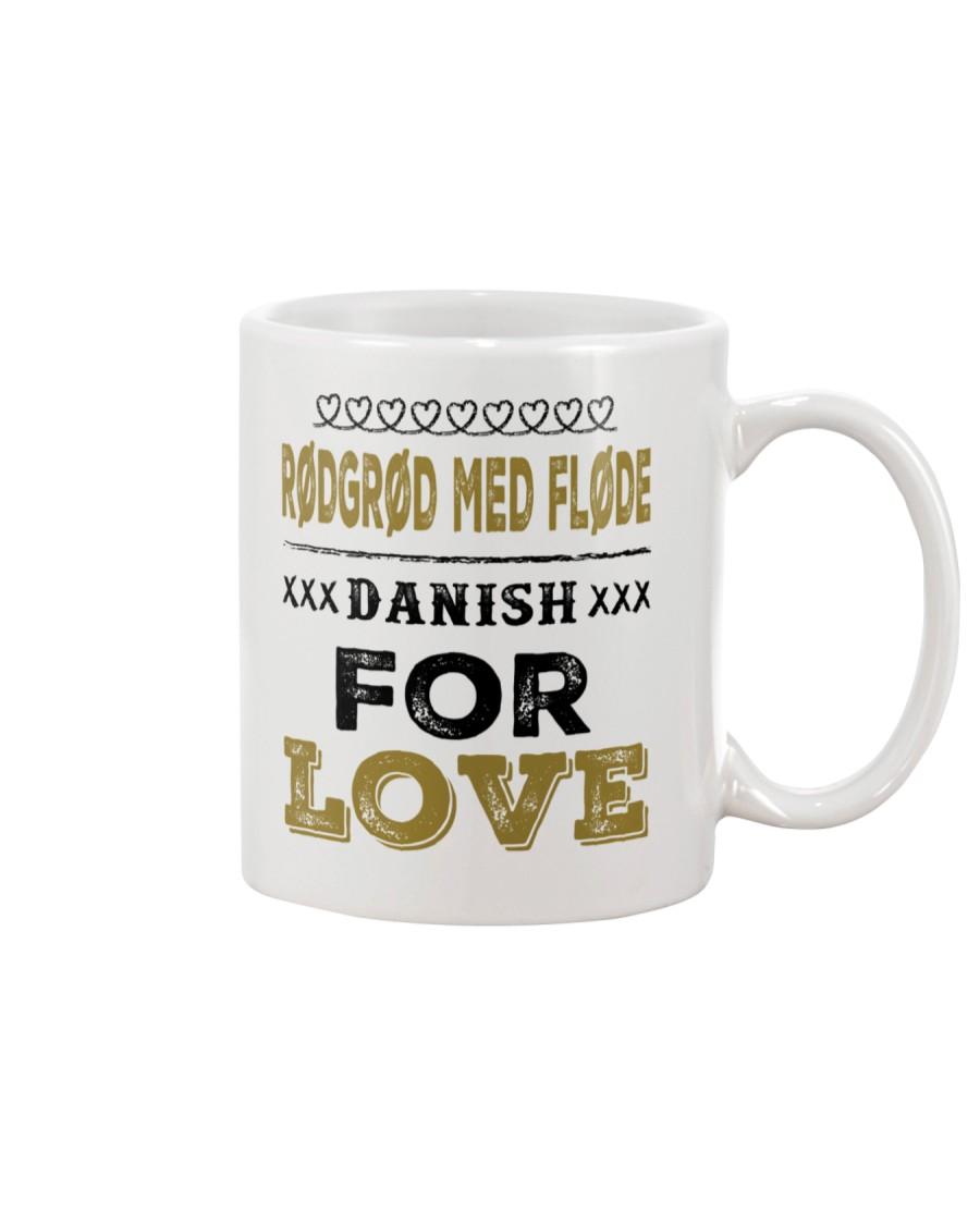 DANISH RODGROD MED FLODE Mug