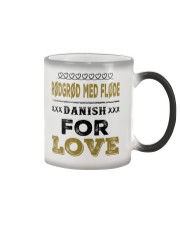 DANISH RODGROD MED FLODE Color Changing Mug thumbnail