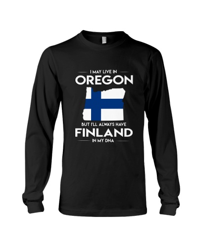 I MAY LIVE IN OREGON FINNISH DNA