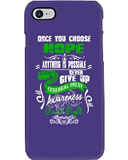CEREBRAL PALSY KID Phone Case thumbnail