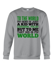 CEREBRAL PALSY KID Crewneck Sweatshirt thumbnail