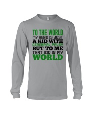 CEREBRAL PALSY KID Long Sleeve Tee thumbnail