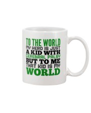 CEREBRAL PALSY KID Mug tile