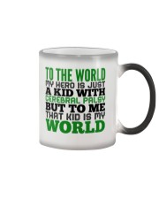 CEREBRAL PALSY KID Color Changing Mug thumbnail