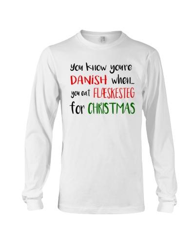 DENMARK FLAESKESTEG CHRISTMAS