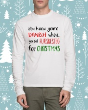 DENMARK FLAESKESTEG CHRISTMAS Long Sleeve Tee lifestyle-holiday-longsleeves-front-1
