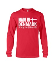 MADE IN DENMARK Long Sleeve Tee front