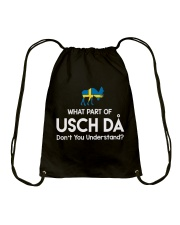 SWEDISH USCH DA Drawstring Bag thumbnail