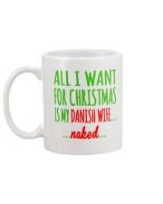 WANT DANISH  WIFE Mug back