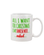 WANT DANISH  WIFE Mug front