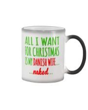 WANT DANISH  WIFE Color Changing Mug thumbnail