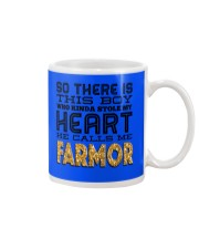 SWEDEN BOY FARMOR Mug thumbnail