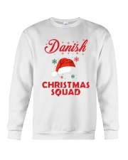 DANISH CHRISTMAS SQUAD Crewneck Sweatshirt tile
