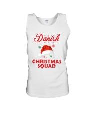 DANISH CHRISTMAS SQUAD Unisex Tank thumbnail