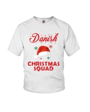 DANISH CHRISTMAS SQUAD Youth T-Shirt thumbnail