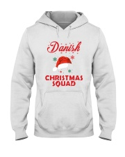 DANISH CHRISTMAS SQUAD Hooded Sweatshirt thumbnail