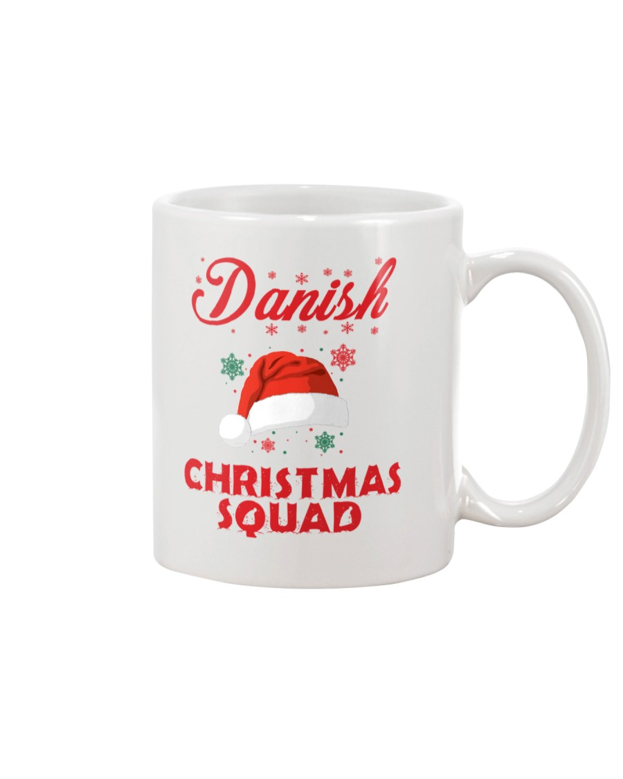 DANISH CHRISTMAS SQUAD Mug