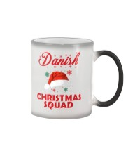 DANISH CHRISTMAS SQUAD Color Changing Mug thumbnail