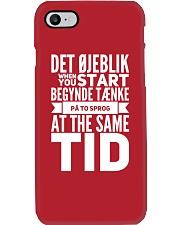 DENMARK TWO LANGUAGE  Phone Case thumbnail