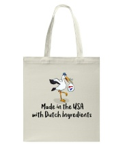 DUTCH INGREDIENTS Tote Bag thumbnail